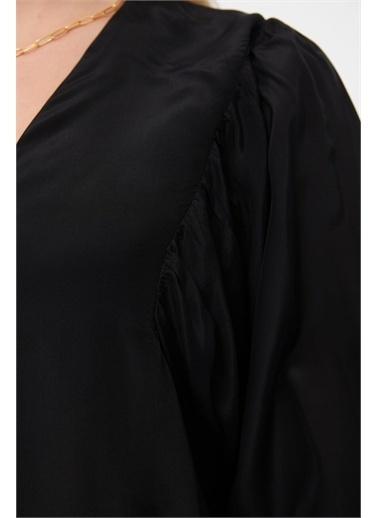 Setre Bluz Siyah
